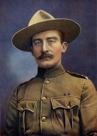 Creator Lord Robert Baden-Powell