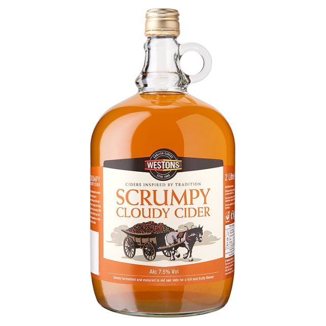 A Flagon of Scrumpy