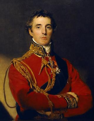 Arthur Wellesley, Duke Wellington