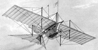 Flyingmachine henson