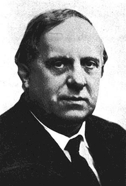 Inventor Frederick Lanchester