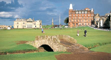 Golf St Andrews