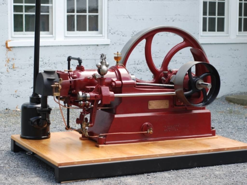 Hornsby-Akroyd Engine