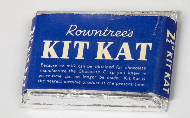 War-time issue Kitkat