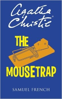 Christie Mousetrap promotion print