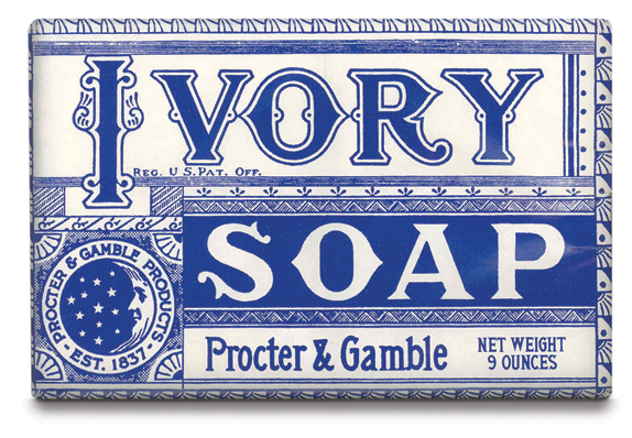 Procter Gamble Soap