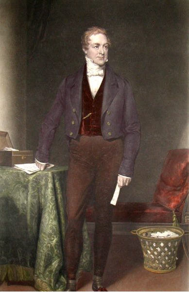 Creator Sir Robert Peel