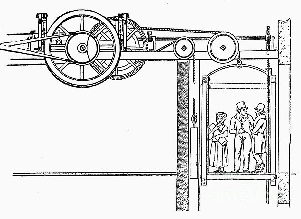 otis innovations in automatic controls and the invention of the elevator brake Best inventor of all time is a top list  1861) was an american industrialist, founder of the otis elevator  his invention of mechanical movable type.