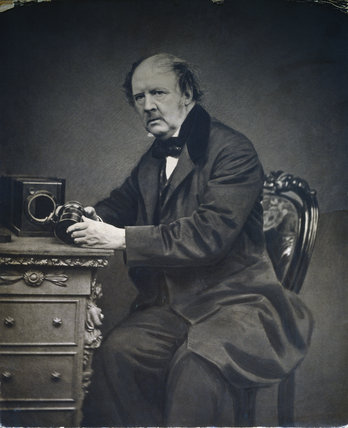 Inventor William Henry Fox Talbot