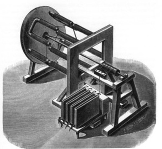 The principle of the Sturgeon Motor