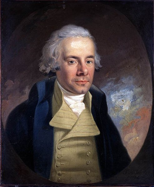 Pioneer William Wilberforce
