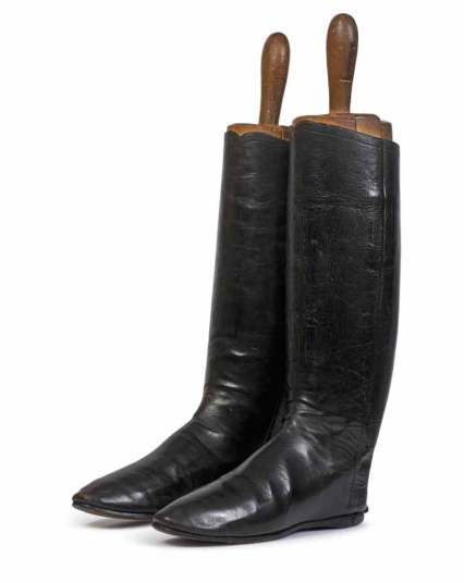 Made Up In Britain Wellington Boot Duke Of Wellington 1810